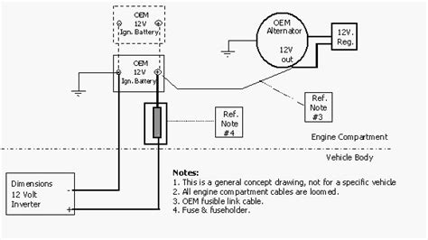 rv inverter wiring diagram wiring diagram and schematic