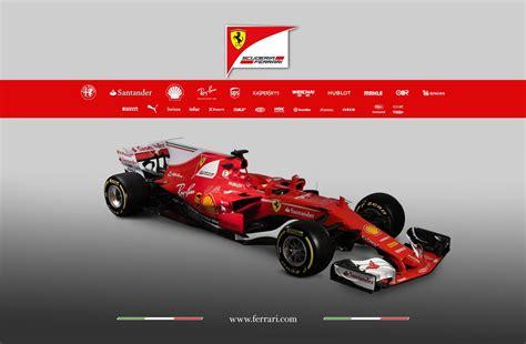 Scuderia Ferrari by Presentation Scuderia Ferrari Sf70 H Marco S Formula 1 Page