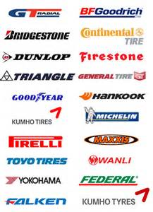 Auto Tire Brand Names Car Brands Logo Studio Design Gallery Best Design