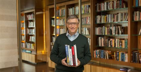these 5 books are what bill gates thinks you should read