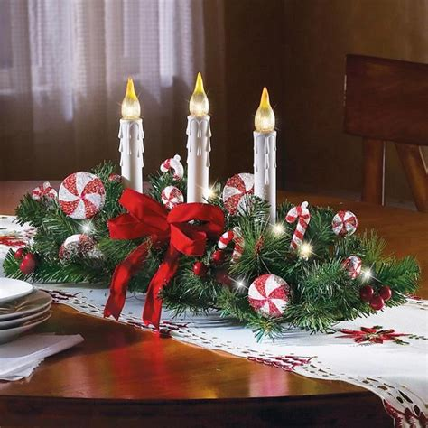 Tisch Eindecken Weihnachten by Decorations And Centerpieces