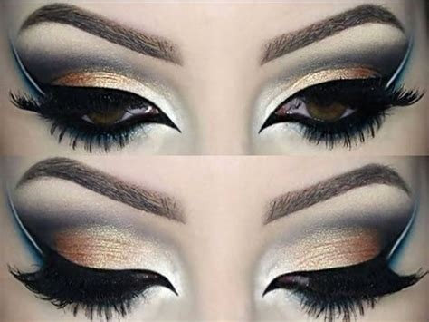 10 Black Smokey Eye Tips by 10 Easy Black Smokey Eye Tutorial For