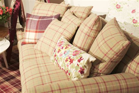 check fabric sofa checked fabric sofas harris tweed leather sofa a home