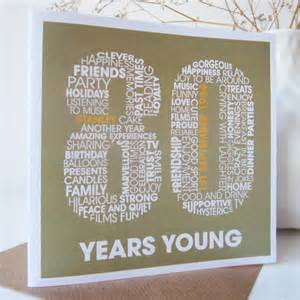 personalised 80th birthday card by mrs l cards notonthehighstreet