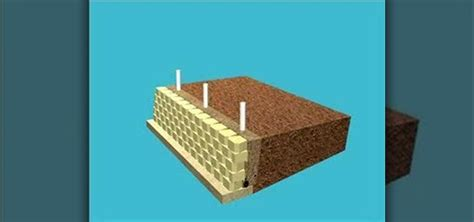 how to build a retaining wall with a fence application 171 construction repair wonderhowto