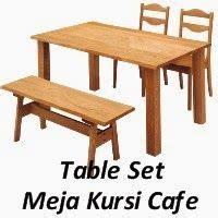 Jual Kursi Cafe Bekas Lung meja kursi cafe toko furniture restoran di jakarta