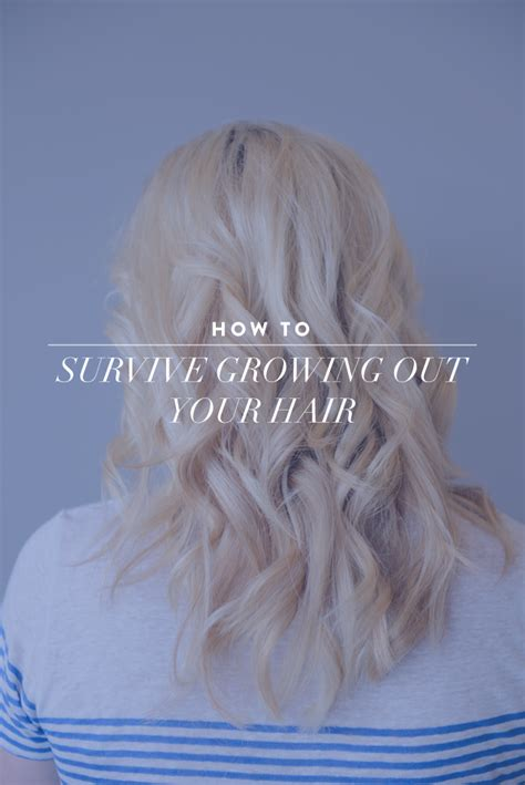 how to a to outside how to survive growing out your hair pencil shavings studiopencil shavings studio