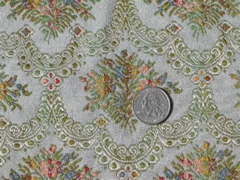 vintage floral upholstery fabric vintage floral tapestry upholstery fabric faded french