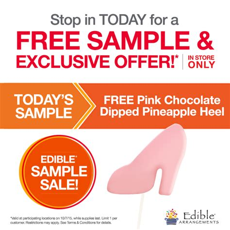 edible arrangements printable job application free pink chocolate dipped pineapple heel at edible