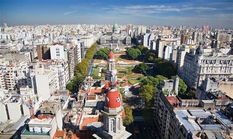day buenos aires vacation  airfare accommodations