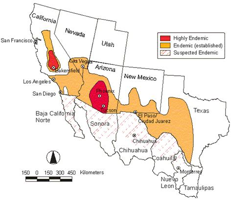 valley fever map california the e pistles of paul 169 2010 a d valley fever
