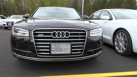 Audi A8 Supercharged 2015 audi a8 3 0t supercharged quattro sedan bridgewater
