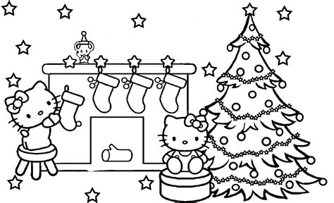 coloring pages of christmas to print christmas coloring pages to print free