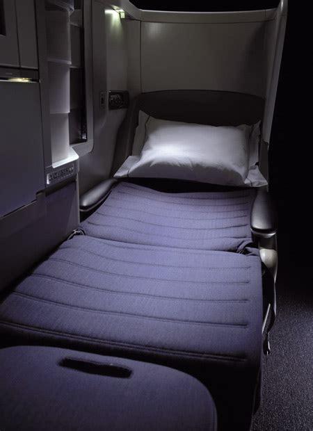 bed ba club world business class british airways