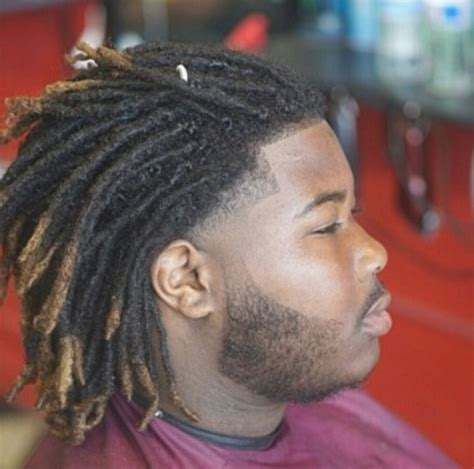 tapered haircut with dreadlocks demaria design wonderful dreads with taper fade photograph