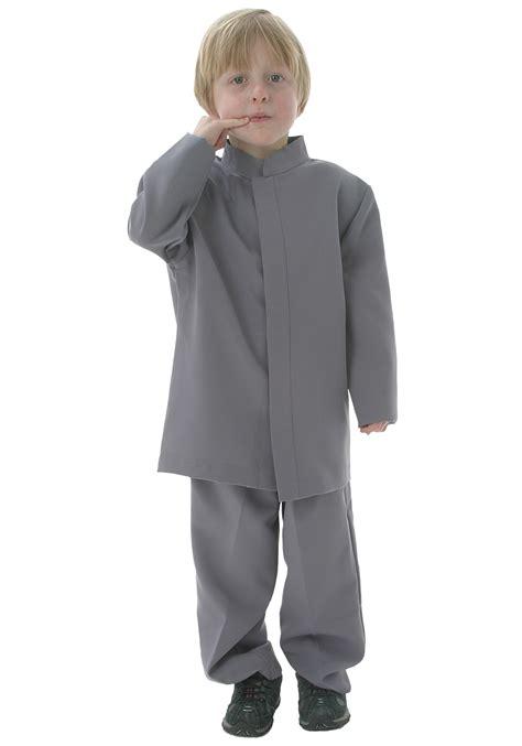 toddler evil me costume evil doctor costumes