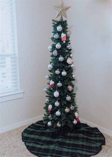 cute tree christmas pinterest a fully decorated christmas tree for under 120
