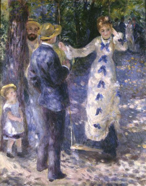 La Balancoire by La Balan 231 Oire D Auguste Renoir Se Conna 238 Tre