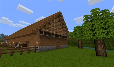 Scheune In Minecraft by Minecraft Bilder Thread Seite 29