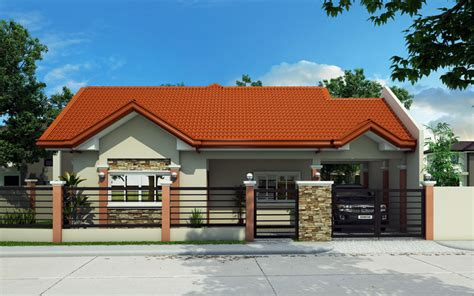 houses designed for families bungalow house phd 2015016 pinoy house designs