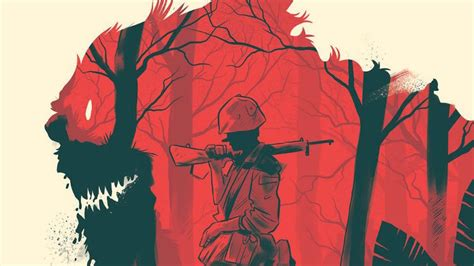 moon burned the wolf wars books namwolf is the war comic of your dreams