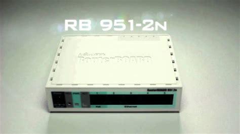 Routerboard Mikrotik Rb951 Series mikrotik routerboard rb951 2n