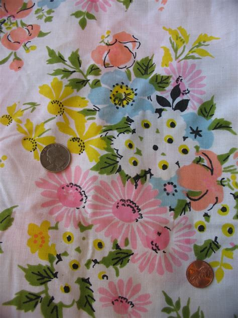 Hq 8755 Retro Flower Skirts recycled fabrics bed sheets colette