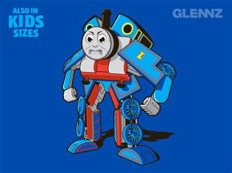 Kaos Transformers 48 desain t shirt glennz daniy