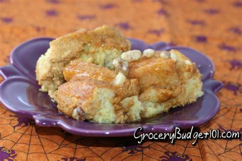 grocerybudget101 com pumpkin breakfast casserole