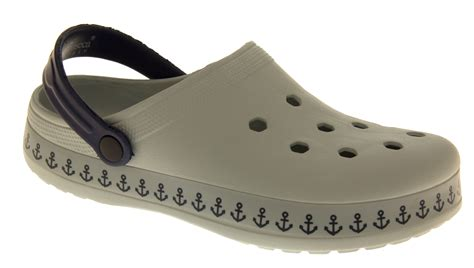 mens clogs pool shoes slip on mule sandals