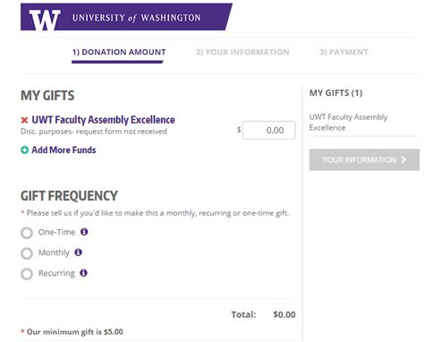 Part Time Mba Tax Deduction by Excellence Fund Uw Tacoma
