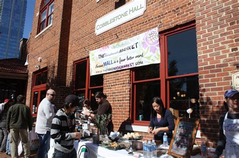 Raleigh Handmade Market - the handmade market once a year at cobblestone in