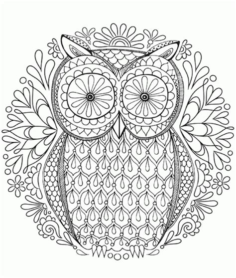 coloring pages of flowers hard free hard coloring pages for adults home look who s