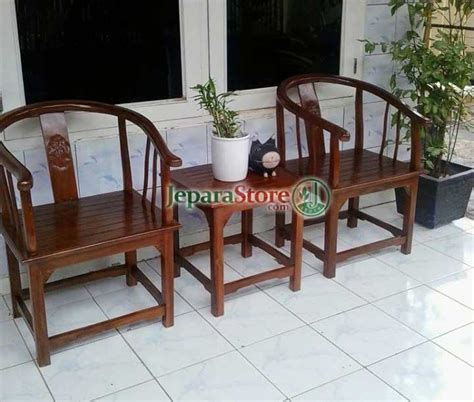Kursi Teras Jati Mentah New kursi teras jati jepara store toko mebel pusat furniture jati jepara berkualitas