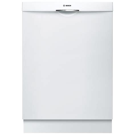 Bosch Dishwasher With Third Rack by Bosch 300 Series 24 Quot 44db Built In Dishwasher W Stainless