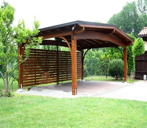 Pergola Style Carport by Pergola Carport Designs For Your Style Wooden Carports