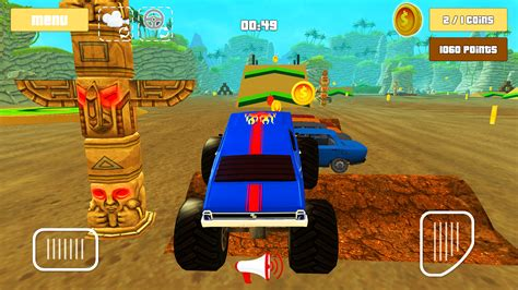 monster truck racing games 3d amazon com monster truck racing hero 3d free appstore