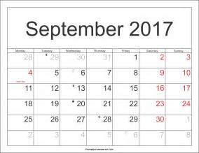 Hebrew Calendar 2018 Wonderfull Calendar September 2017 2017 2018