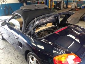 Garage Derby Reviews by Fixing A Rattle On This Porsche Boxster For More Driving
