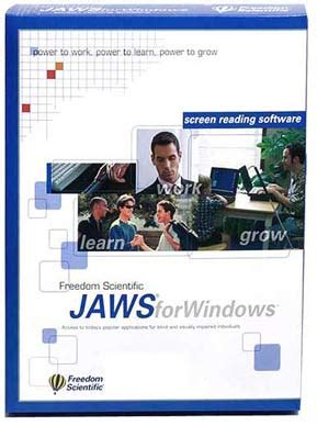 jaws full version software jaws 12 shows some improvement technology for the blind