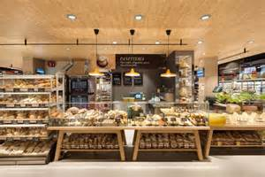 Modern Wall Outlets fresh market grocers gourmet supermarket design
