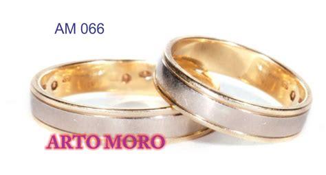 Cincin Emas Berlian Kuning Putih produk 171 cincin kawin tunangan