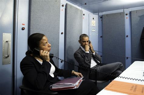scif room file president of the united states barack obama a call in a sensitive compartmented