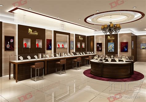 jewelry supply store je134 china high quality custom jewelry store equipment