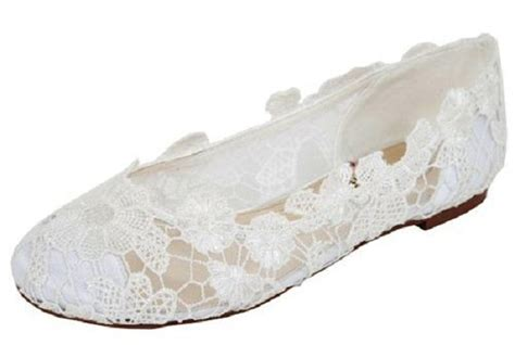 Lace Bridal Shoes by Flat Lace Bridal Shoes Www Imgkid The Image Kid