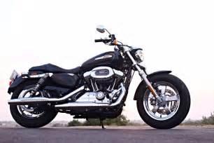 Harley Davidson Harley Davidson 1200 Custom Launched In India At Rs 8 90