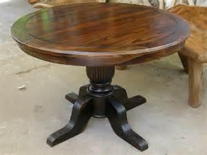Meja Bulat furniture meja bulat eropa model sanuri cv furniture jepara