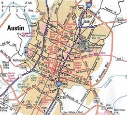 Map Of Austin by Austin Texas Map Related Keywords Amp Suggestions Austin