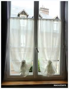 comment raccourcir rideaux trop