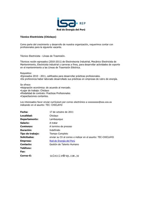Modelo Curriculum Europeo España Modelo De Curriculum Vitae Tecnico Electricista Modelo De Curriculum Vitae